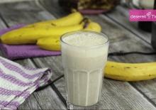 Smoothie Bananowe przepis