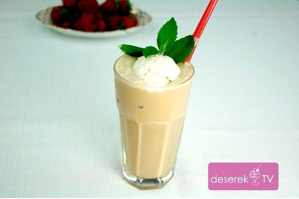 Kawa Waniliowo-Truskawkowa