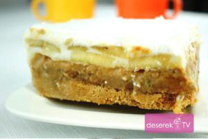 Banoffee Pie Szybki i smaczny deser