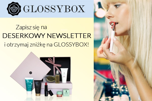 Promocja GLOSSYBOX,kody rabatowe glossybox, Promocja Kody Rabatowe GLOSSYBOX !
