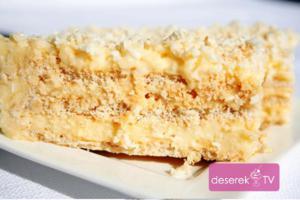 Ciasto Rafaello Krakersowe