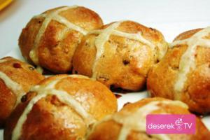 Bułeczki Hebrajskie
