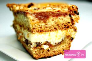Ciasto Orzechowiec