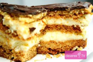 Ciasto Stefanka przepis