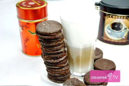 Herbatniki Kawowe