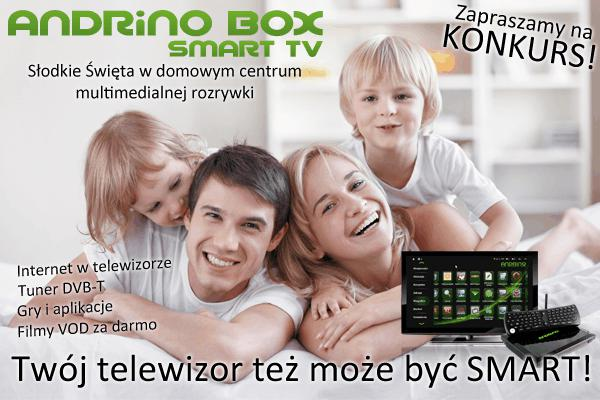 Andrino Box Smart TV