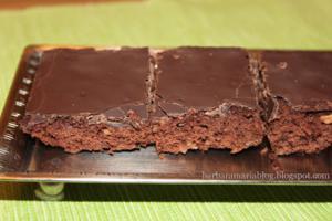 BarbaraMaria Brownie czekoladowe