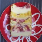 Ciasto Jogurtowe z truskawkami Moniki Urbańskiej