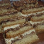 Ciasto Orzechowe Moniki