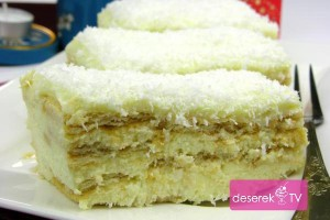 Ciasto Rafaello przepis