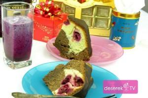 Babka Wielkanocna w czekoladzie przepis