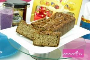 Dietetyczny Chlebek Piernikowy