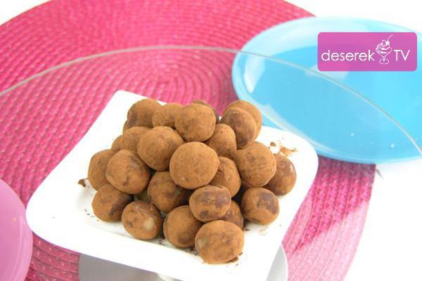 Marcepanowe Kartofelki