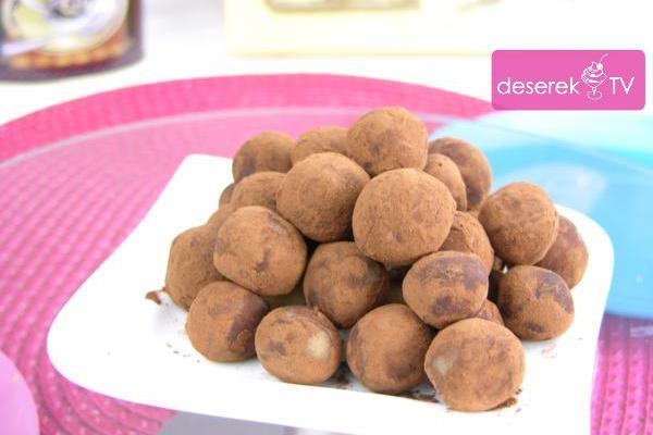 Kartofelki Marcepanowe