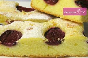 Niemieckie Ciasto ze śliwkami