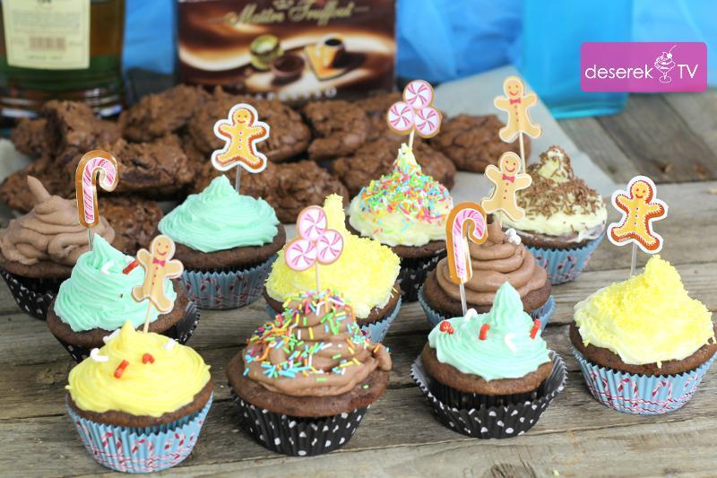 Jak dekorować Cupcakes