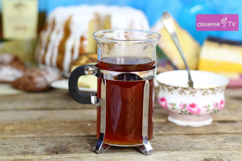 Herbata Rozgrzewająca przepis