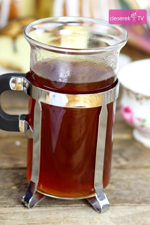 Herbata rozgrzewająca z kolendrą